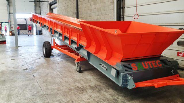 Custom-made conveyor belt