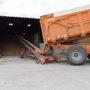 Grains belt conveyor - sautec