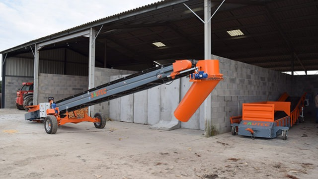 Grains conveyor