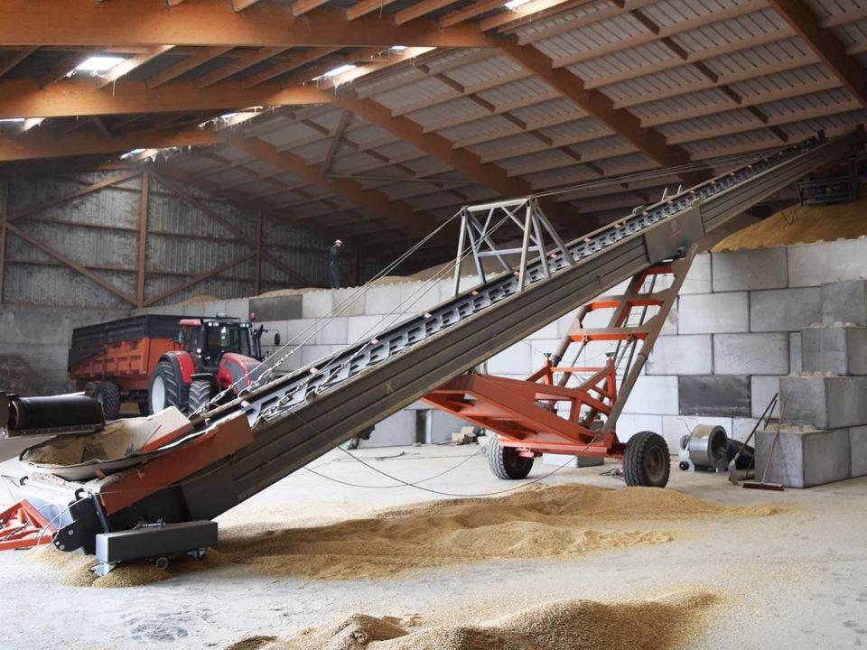 transport and grain storage-sautec