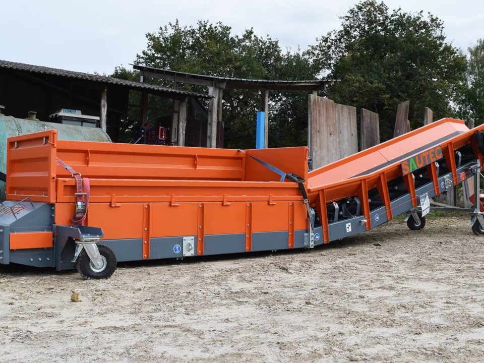 Cutom-made conveyor belt - custom-made conveyor