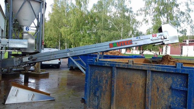 Stanless steel conveyor belt
