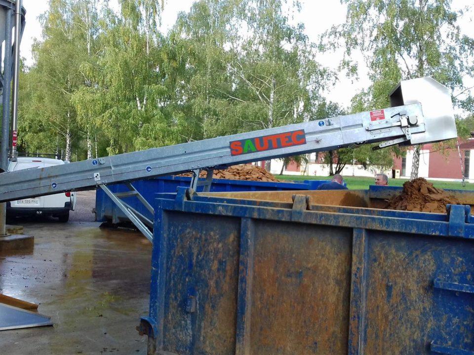 sludge-sautec-conveyor-handling