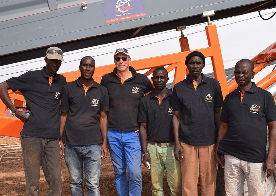 local team in africa
